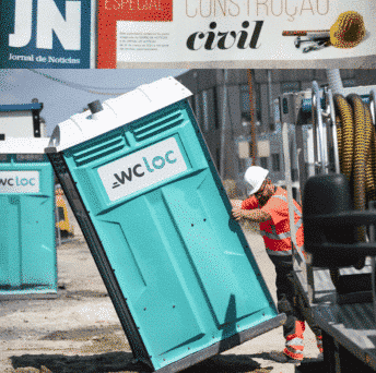 WC Loc é notícia de jornal