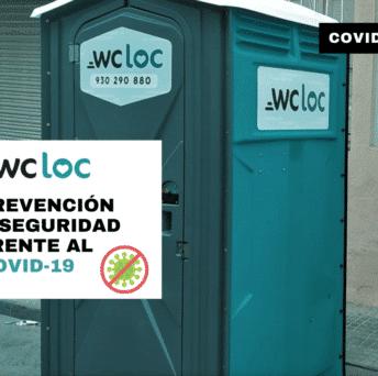 Prevención y seguridad frente al Covid-19